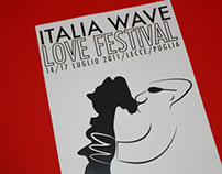 Italia Wave Love Festival, brochure