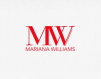 Branding/Editorial: Mariana Williams