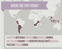 Smith/Jones: World Tour Infographic