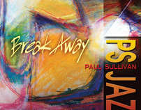 Break Away - CD Cover Design