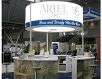 Ariel Investments Trade Show Exhibit