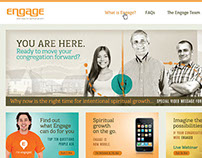 Engage Church Software: Proposed Identity & Materials