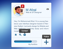 profile-box-widget-m-Afzal