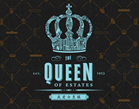 The Queen of Estates: Commemorative Postcards