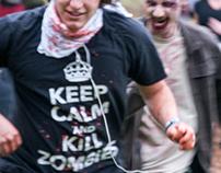 Portland Zombie Run 2013