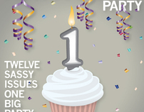 Sandbox Magazine: 1 Year Anniversary