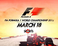 ESPN STAR SPORTS // FORMULA ONE 2012 // LAUNCH CAMPAIGN