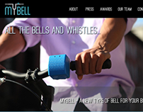 MyBell Website Design