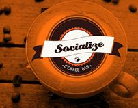 socialize coffee bar