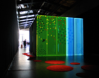 The Woods – Interactive Multisensory Installation