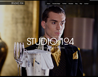 Studio 104 - Site Design