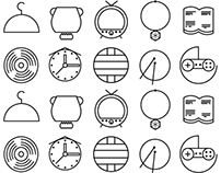 COMMERCIAL SITE PICTOGRAMS