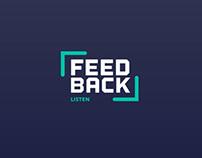 Feedback Listen app