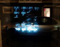 a9)))) 3th Birthday Interactive Installation