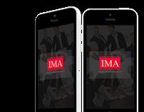 IMA Company app