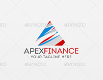 Apex Finance - Logo Template