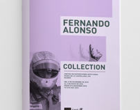 Fernando Alonso Collection. Propuesta II.