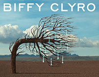 Biffy Clyro - Landingpage