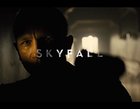 Skyfall Blu-ray titles