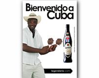 Campaña Imagen Ron Legendario 2010-2012