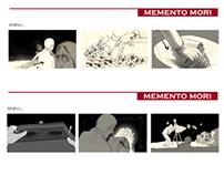 Memento Mori's sequence