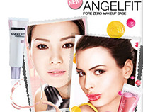 Maybelline June'09 Microsite