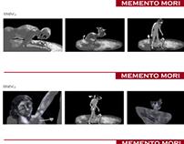 Memento Mori's storyboard sequence