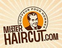 Mister Haircut Logo