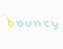 *Free Font | Typography | Bouncy