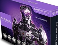 Sapphire Graphics Cards R9 Series Box Art