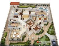 villa at Ksa