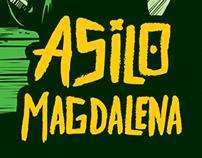 Asilo Magdalena t-shirt