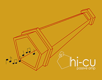 Hi-Cu acoustic amplifier