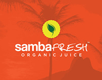 sambaFRESH Organic Juice