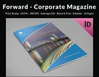 Forward - Corporate Magazine