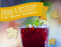 Fall Menu Update