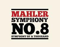 Mahler 8 Concert