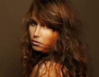 Sabrina's portrait -2012 / 2013