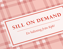 Sill on demand