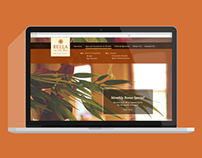 Bella on the Bay Salon & Spa Website Design