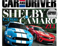Car and Driver iPad Edition