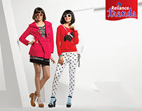 RELIANCE TRENDS AUTUMN WINTER CAMPAIGN 2014 (MORE PICS)