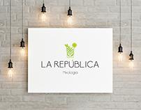 Logotipo para La República
