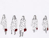 Miumiu spring 2014 animated catwalk