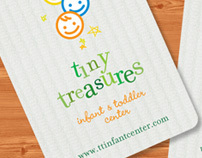 Tiny Treasures Business Card