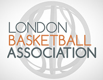 LONDON BASKETBALL ASSOCIATION (LOGO)