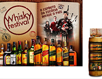 Diageo Whisky Festival Campaign