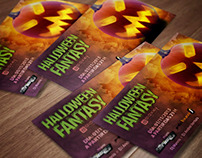 Festa de Halloween Dioxxy