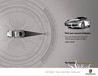 Porsche Engineered Mischief Microsite (Digital)