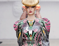 Manish Arora Ready To Wear Fall/Winter 2011/2012